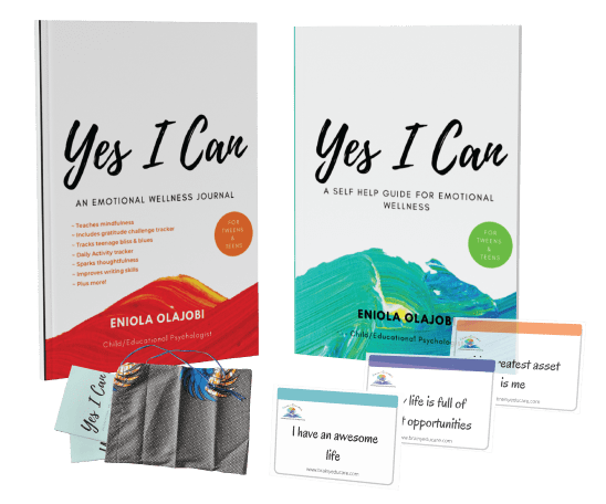 Yes I Can For Teens full pack