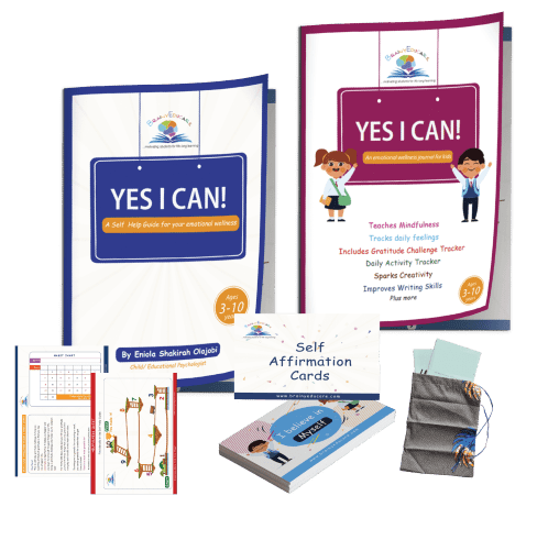Yes I Can Kits for Kids Pack